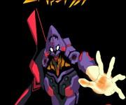 Illustrazione Evangelion (Poster)
