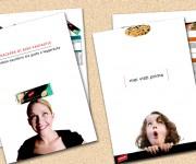 brochure di presentazione prodotti
