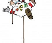 Natale auguri verticale