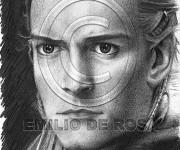 Legolas Thranduilion-Orlando Bloom. Il Signore degli Anelli