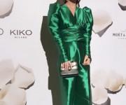 Melania Dalla Costa Vogue Italia MFW 2019