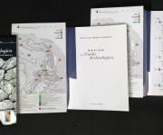 guida archeologica della città di Segni: progetto grafico (2003)