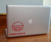 Adesivo prespaziato Marsvisions