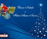 auguri natale-boemio bici