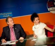 Intervistata in tv!