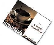 Cartolina Invito per Cioccolata