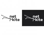 Net Kite_logo b/n