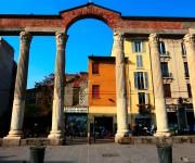 columns of St. lorezo
