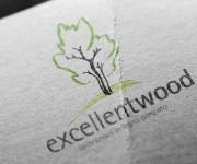 Excellentwood - lavorazioni in legno pregiato logo_4