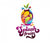 splash fruits logo