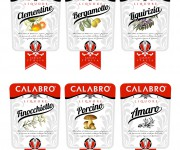 Grafica etichetta liquore