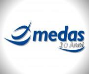 Logo per Medas 10 anni 02 (2)