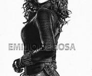Black Widows (Natasha Romanoff)-Scarlett Johansson