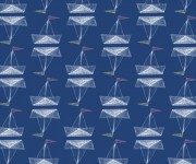 Pattern_barchette-blu