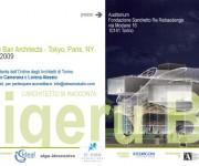 CONFERENZA. Shigeru Ban - Shigeru Ban Architects - Tokyo, Paris, NY
