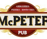logo McPETER Pub Ristorante