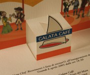 Invito Pop-Up Galata Cafe'