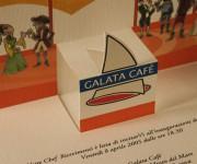 Invito Pop-Up Galata Cafe'