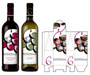 valcavi laura, grafica, etichette e packaging, concorso vino giacondi
