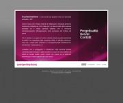 Realizzazione sito web - www.contaminations.it