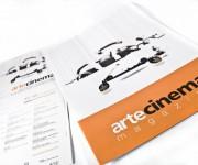 Artecinema // festival internazionale di film sull'arte contemporanea 2012 - LIBELLULA GRAFICA LAB 02