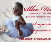flyer-saggio danza+fotoanna