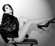 kikapronty,black&white,