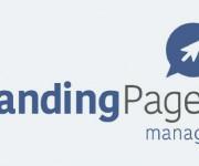 LandingPagesManager Logo