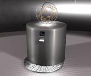 prototype water filtering machine