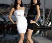 Models: Elisa Patti - Luisa Masi