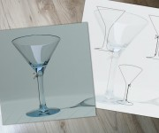 Competition Martini Bombay Sapphire progetto menzionato