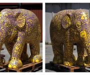 Memaum - Elephant Parade Milan 2011