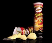 Rendering Pringles