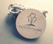 Excellentwood - lavorazioni in legno pregiato logo_5