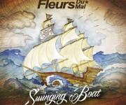 Cd cover dell'album dei Fleurs du Mal Swinging Boat