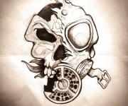 AntigasSkull