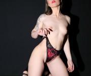 silmodel lingerie