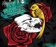 ALKALINE TRIO & BAYSIDE tour 2014