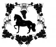 Paso Fino Wine Logo