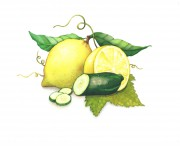 limoni e cetriolo