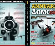 Ideazione testata e progettazione Copertina Annuario-Armi2010