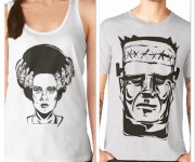 Frankenstein & his Wife
