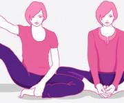 Esercizi di ginnastica femminile