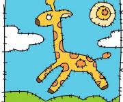 Giraffa - applicAZIONIvettoriali