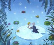 a-sposi sull'acqua