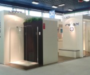 stand Relax al Cersaie 2013