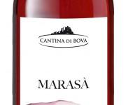 Etichetta vino MARASA' - cantina di Bova