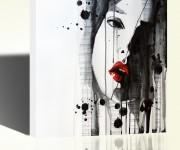 Quadro canvas - Acquerello