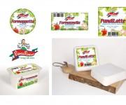 Studio e realizzazione copy, logo e etichette linea prodotti