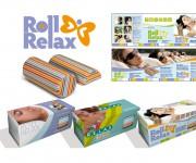 Studio e realizzazione logo, packaging e comunicazione cuscino